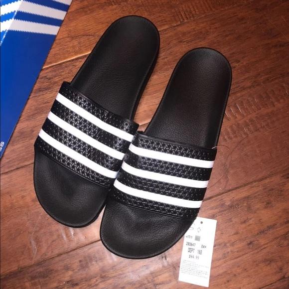 510ca787b546a9 Men s Adidas Adilette Slides size 12